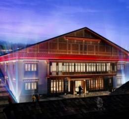 遵义四星级酒店设计公司|颂赞云尚精