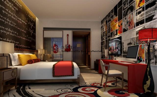 辽宁度假酒店设计公司 月亮女儿度假精品体验酒店