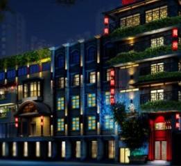 遵义五星级酒店设计公司|星宇·蜀居
