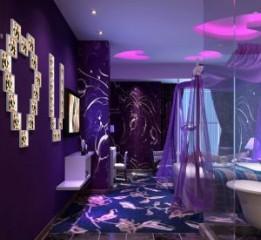 成都情趣高端主题酒店-爱情海主题酒店设计-成都主题酒店排名