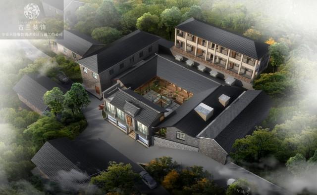 品牌名称:青城山居度假酒店设计, 酒店地址:四川省青城山镇味江村10组179号,