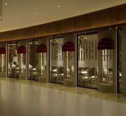 成都西餐厅装修风格-卡玫西餐厅设计-