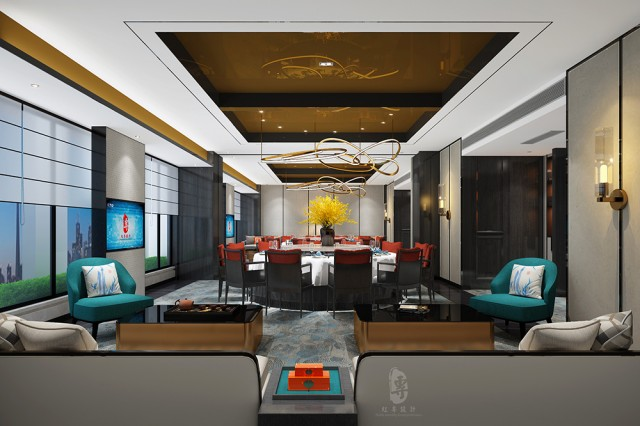 商务酒店设计要合理配置设施功能,在满足消费商务办公方面需求的同时,尽量多考虑一下娱乐化设施,这样此案让消费者在工作中感受到舒适,或者在工作完成后,有一个能够给他们放松心情的一个区域或者是方式,这样的商务酒店才能够真正的或者的消费者的青睐。