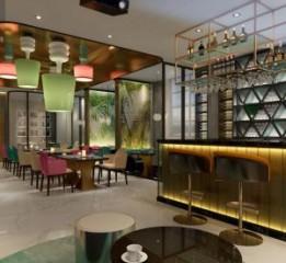 西安主题酒店设计公司推荐|成都古兰