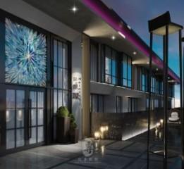 济南度假酒店设计|瑞莱精品酒店