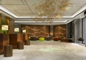 合肥专业酒店设计之门头大厅设计要有