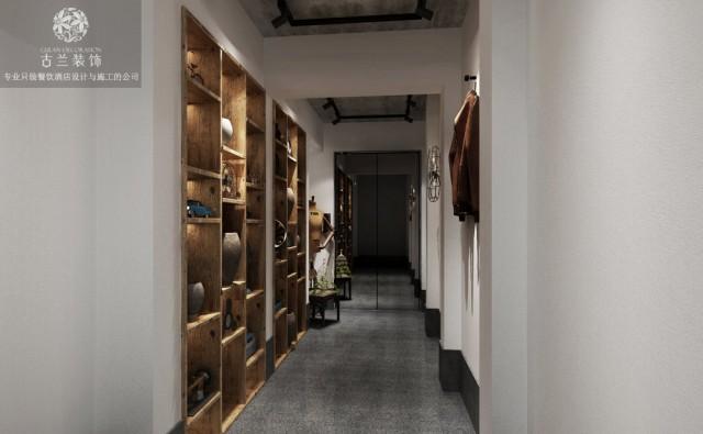 湖南长沙酒店设计公司-大隐美宿城市精品酒店设计