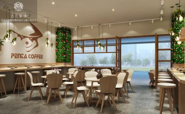 小面积咖啡厅设计,创意空间设计,成都专业咖啡厅设计及装修公司-案例展示