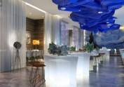 成都精品酒店设计公司-HW现代时尚精