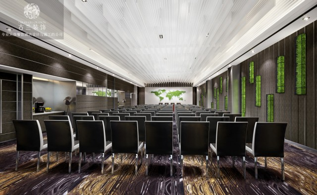 HW现代时尚精品酒店设计-酒店会议室