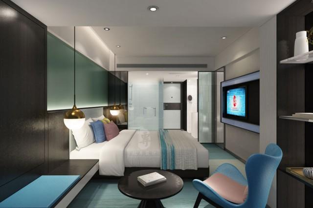 温州酒店设计|动感生活精品酒店