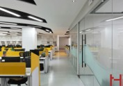 HBD华贝设计:三W网咖室内空间设计