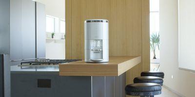 媲美专业咖啡师的Spinn咖啡机设计