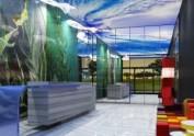 上海星级酒店设计|花涧主题酒店