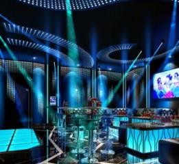 佛山KTV设计 KTV装修 量贩式KTV设计