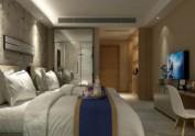 自贡商务酒店设计|成都新都海伦酒店