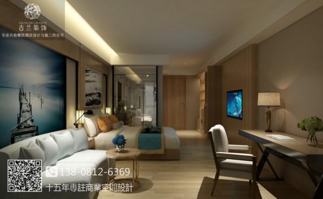 自贡商务酒店设计|成都新都海伦酒店设计图