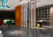 自贡精品酒店设计|湖北莱美城市精品