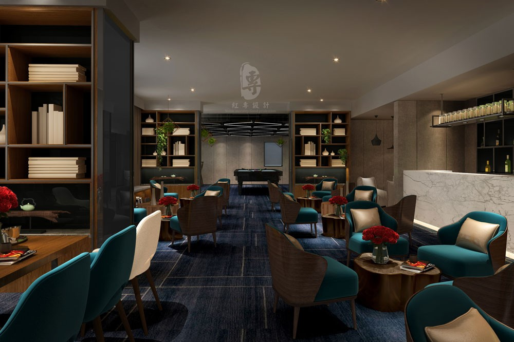 都江堰四星级酒店设计-红专设计 | 百和·铂雅城市酒店