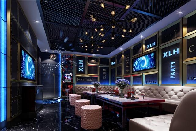 惠州KTV设计 KTV装修装饰KTV装修 成都夜场夜店娱乐会所设计装修