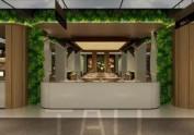 成都生态养生餐厅设计【成都餐厅装修