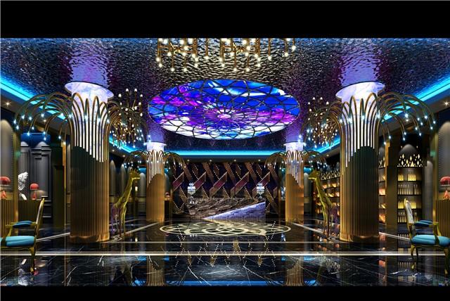 项目名称;成都欢唱KTV 项目地址;成都锦江 设计风格;主题文化 项目面积1300m²