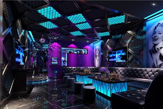 成都KTV设计 KTV装修 夜店 迪厅 酒吧 娱乐场所设计装修装饰设计