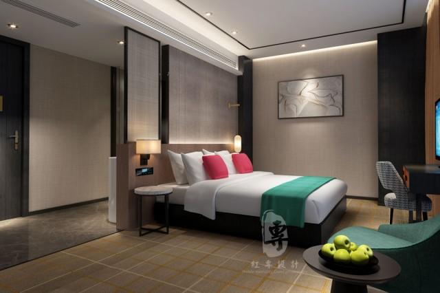 福州四星级酒店设计|莱美城市精品酒店