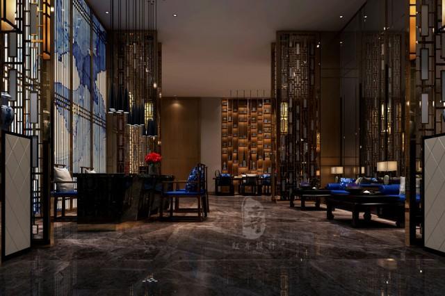 济南度假酒店设计|花红别样精品酒店