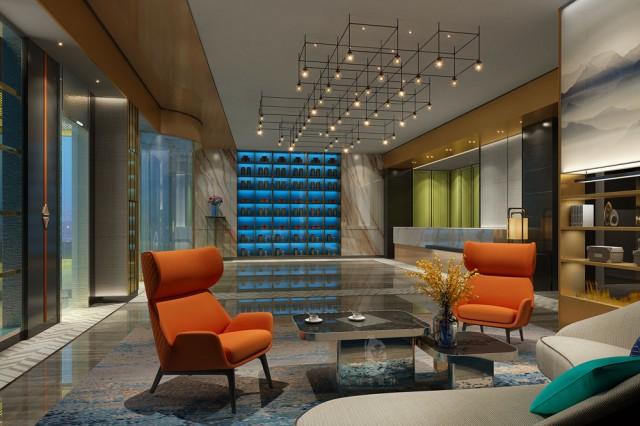 浙江度假酒店设计公司|泸州叙永慢生活酒店