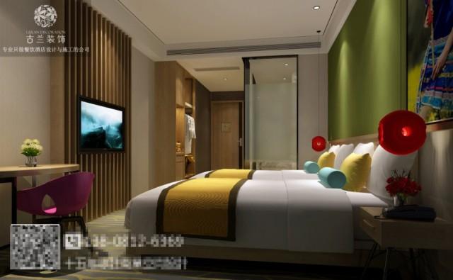 宜宾酒店设计公司 瓮安艾途城市精品酒店