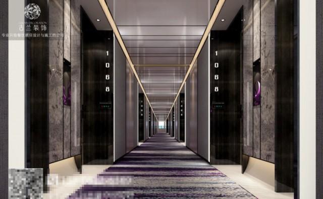 新疆伊宁酒店设计|伊犁风尚世贸国际大酒店,新疆酒店设计,伊宁酒店设计