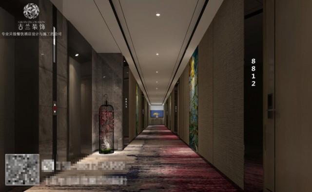 眉山专业酒店设计公司|名仕国际精品酒店