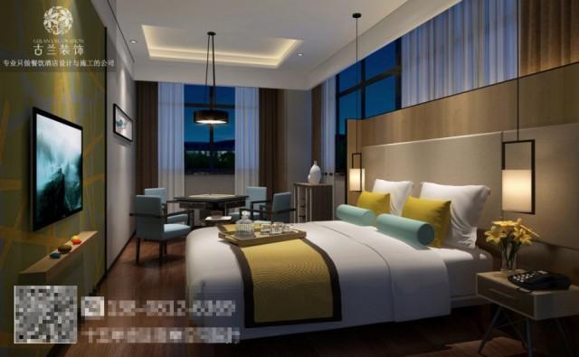 贵州精品酒店设计之瓮安艾途城市精品酒店