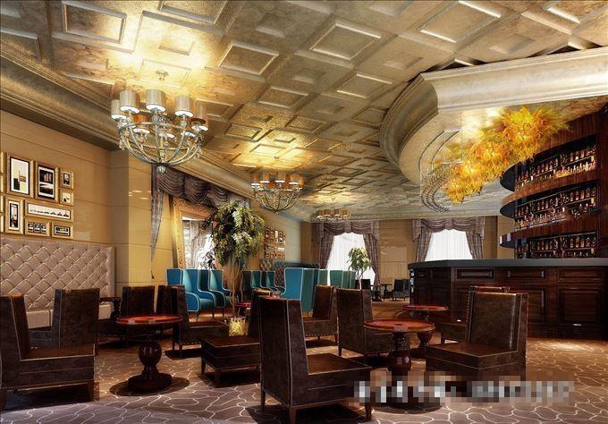 开封尉氏商务酒店设计-专业酒店设计公司