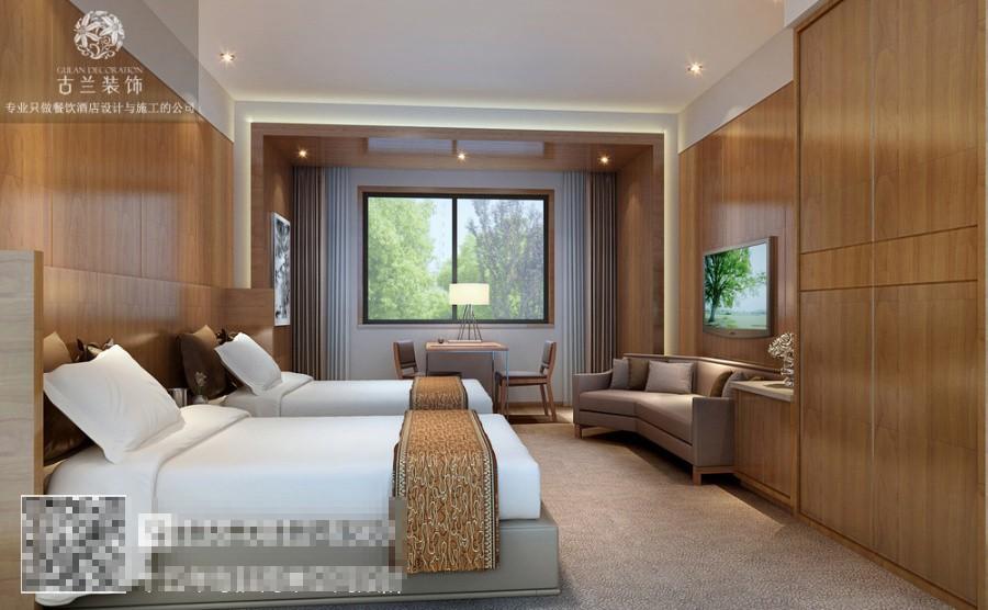 太原商务酒店设计公司-简爱酒店