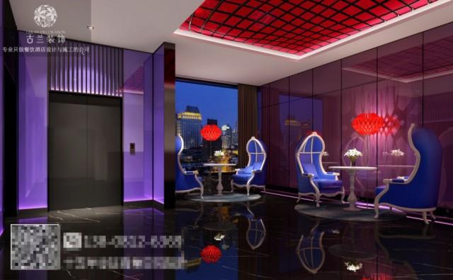 太原主题酒店设计公司-达州only day主题酒店设计