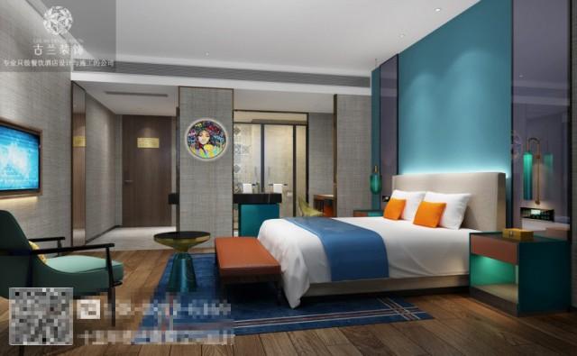 南昌商务酒店设计公司-宜宾江安栖嘉酒店设计图