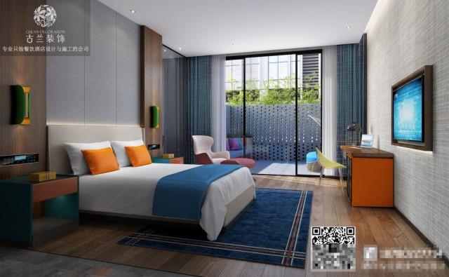 简单是现在人们的一种生活方式,昆明精品商务酒店设计公司在设计时也将这种生活方式融入其中。