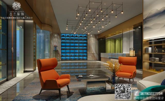济南酒店设计公司-泸州叙永慢生活精品酒店装修效果图