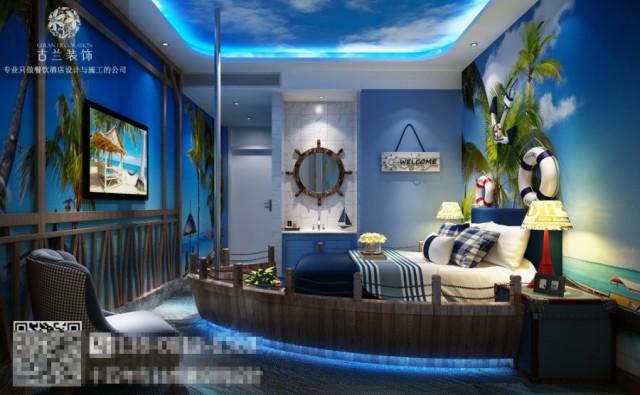 汉中主题酒店设计公司|逸美主题酒店