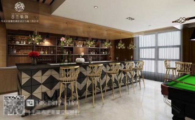 创意的餐厅座椅设计,让整个空间都充满了艺术性。温馨的灯光,让客人在此有宾至如归的感觉。