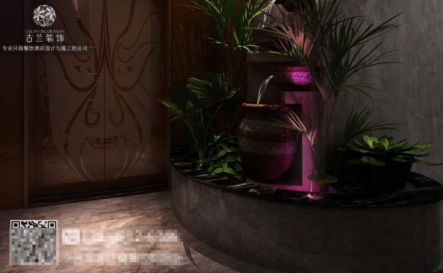 经过古兰装饰酒店设计团队和《蜀居酒店》投资方进行探讨、决定在成都打造一个《蜀居精品酒店》。本精品酒店设计的核心为:来成都、住蜀居、读四川、享天伦。古兰装饰公司把本精品酒店设计共分成四个部分。