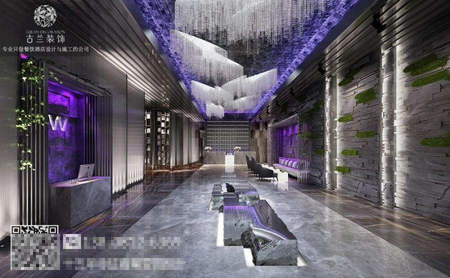 酒店位于成都天府新区金融中心商圈,如何区别于其它商务酒店、如何与附近数量庞大的五星级酒店竞争、如何成为金融核心区域炙手可热的时尚酒店成为本案的焦点。我们在概念设计过程中摒弃了排除法,力求寻找一种和谐共生、众人期待的表达形式。