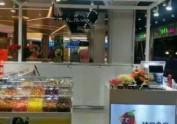 辣目食光零食加盟店设计风格