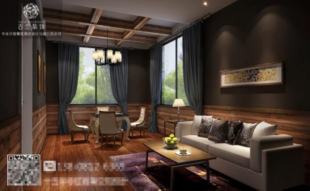 """本案例以酒店每个房间都有不同主题,房型设计与室内装修均出自古兰之手。在""""逸美""""每天换一间房住,您能在一个月,经历奇幻世界、浪漫春天、外太空旅行、甚至时空穿越。酒店360度全方位的人性化服务,将体贴入微的家的感觉,贯穿消费的全过程,让顾客真正感受到家的温暖与舒适。"""