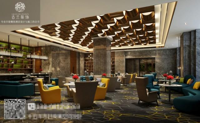 整个空间以金色为主色调,让酒店充斥着奢华之感,同时让客人有着高品质体验。独特的装饰也让整个大堂设计更加饱满,让纯粹的空间显得有格调。