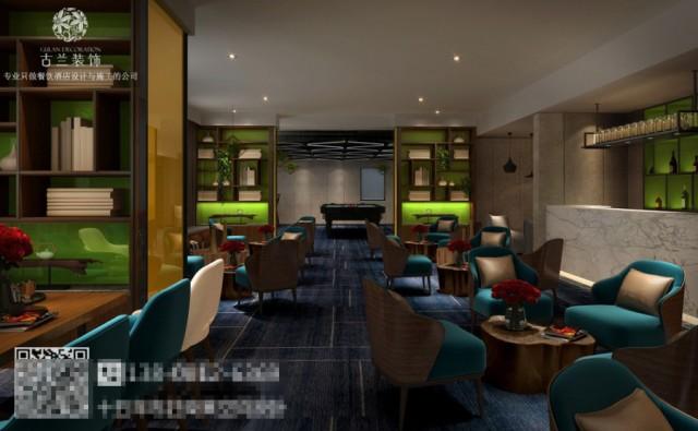 海东市百和铂雅城市酒店|济南酒店装修案例赏析