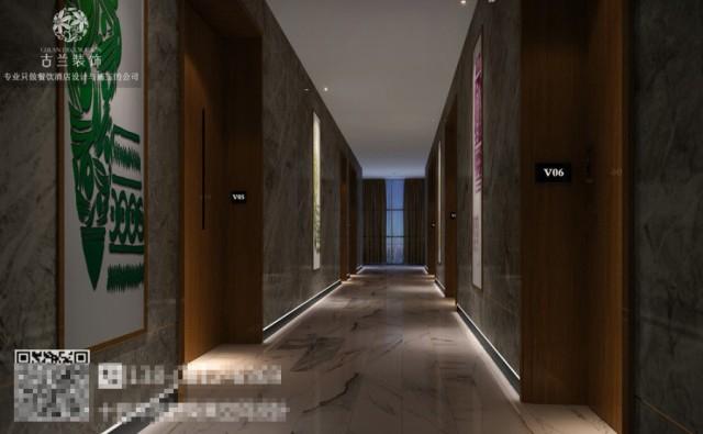 海东市百和铂雅城市酒店|济南酒店设计公司