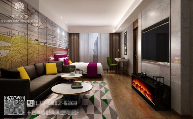 海东市百和铂雅城市酒店|济南专业酒店设计公司